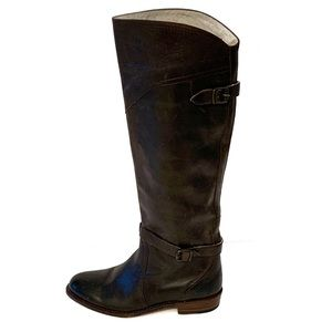 Frye Genuine Goodyear Welt Brown Leather Boots